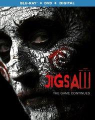 Jigsaw Blu-Ray/DVD
