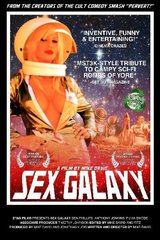 Sex Galaxy DVD