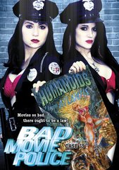 Bad Movie Police Case #3: Humanoids From Atlantis DVD