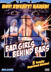 Bad Girls Behind Bars DVD