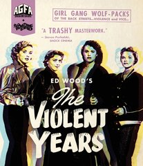 Violent Years Blu-Ray