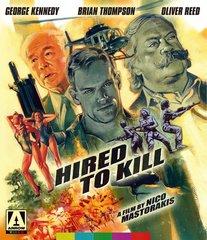 Hired To Kill Blu-Ray/DVD