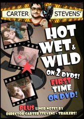 Carter Stevens' Hot Wet And Wild Collection DVD