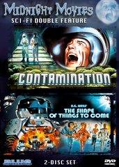 Midnight Movies Volume 5: Sci-Fi Double Feature DVD