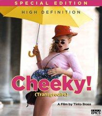Cheeky Blu-Ray