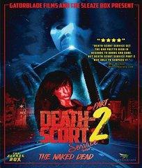 Death-Scort Service 2 Blu-Ray (Signed)