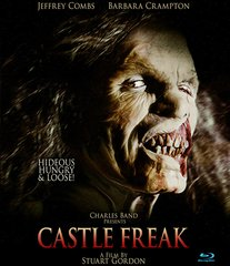 Castle Freak Blu-Ray