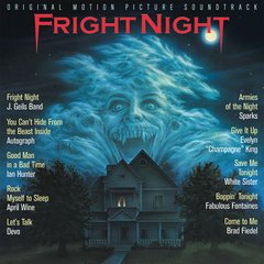 Fright Night CD Soundtrack