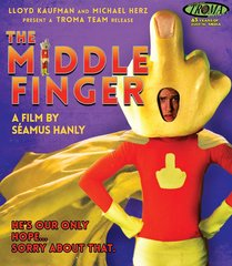 Middle Finger Blu-Ray
