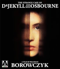 Strange Case Of Dr Jekyll And Miss Osbourne Blu-Ray/DVD