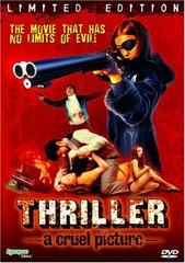 Thriller: A Cruel Picture DVD