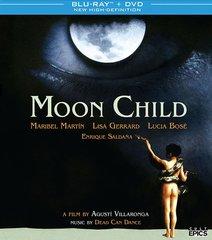 Moon Child Blu-Ray/DVD