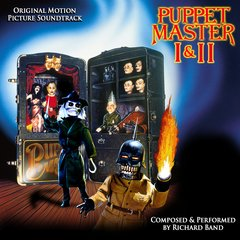 Puppet Master ! / Puppet Master II CD Soundtrack