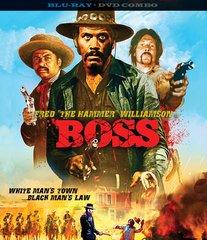 Boss Blu-Ray/DVD