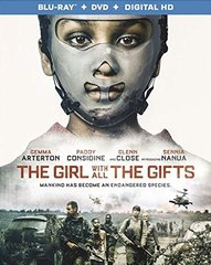 Girl With All The GIfts Blu-Ray/DVD/Digital