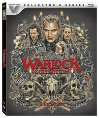 Warlock Collection Blu-Ray