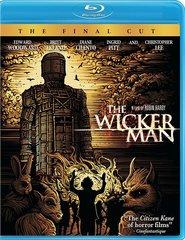 Wicker Man Blu-Ray