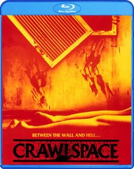 Crawlspace Blu-Ray