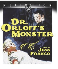 Dr Orloff's Monster Blu-Ray