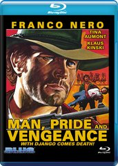 Man, Pride And Vengeance Blu-Ray