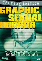Graphic Sexual Horror DVD