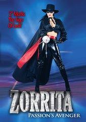 Zorrita: Passion's Avenger DVD