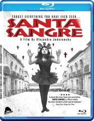 Santa Sangre Blu-Ray