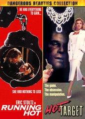 Running Hot / Hot Target DVD