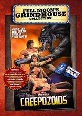 Creepozoids DVD