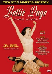 Bettie Page Dark Angel 2-Disc DVD