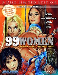 99 Women (Limited Edition) 2xBlu-Ray/CD