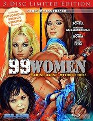 99 Women (Limited Edition) 2xBlu-Ray/CD