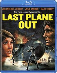 Last Plane Out Blu-Ray