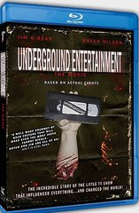 Underground Entertainment Blu-Ray