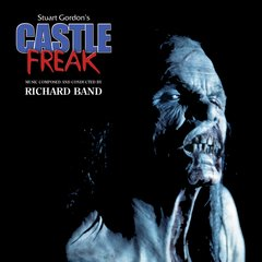 Castle Freak CD Soundtrack