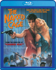 Naked Cage Blu-Ray