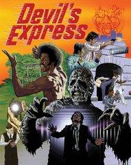 Devil's Express Blu-Ray