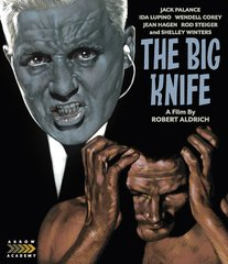 Big Knife Blu-Ray/DVD
