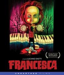 Francesca Blu-Ray