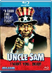 Uncle Sam Blu-Ray