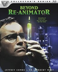 Beyond Re-Animator Blu-Ray