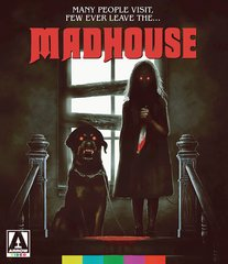 Madhouse Blu-Ray/DVD