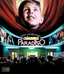 Cinema Paradiso Blu-Ray