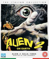 Alien 2: On Earth Blu-Ray (Region Free)