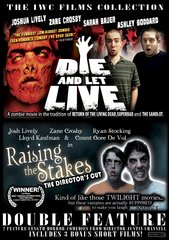 IWC Films Double Feature: Die And Let Live / Raising The Stakes DVD