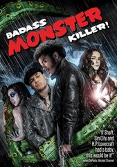 Badass Monster Killer DVD