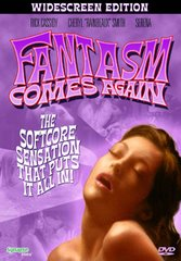 Fantasm Comes Again DVD
