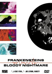 Frankenstein's Bloody Nightmare DVD