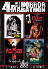 All Night Horror Marathon Volume 1 DVD