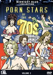 Midnight Blue Collection Volume 2: Porn Stars Of The 70's DVD